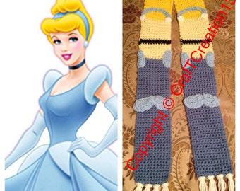 Cinderella inspired Scarf