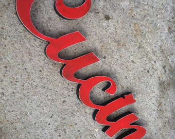 Cucina, La Cucina, Italian, italia, Kitchen Sign, Kitchen Decor, Kitchen Wood Sign Wall Hanging