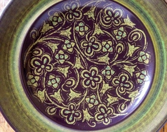 Franciscan Ware Madeira Plate Set