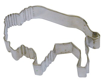 "4"" Buffalo Cookie Cutters Baking party supplies cake decorating clay fondant decorations 1256"