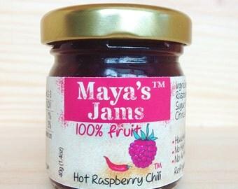 Hot Raspberry Chili Jam Mini