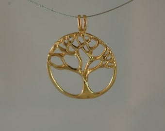 18Kt Gold Tree of Life
