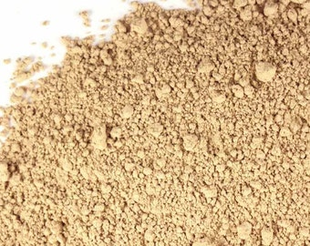 Fullers Earth Powder 8 oz. clay great for acne