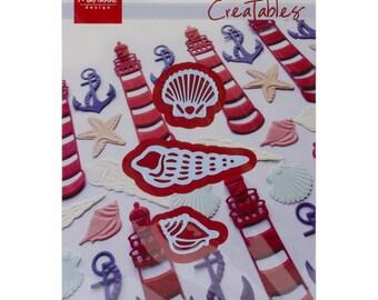Marianne Designs Creatables Die ~ Sea Shells LR0230 ~