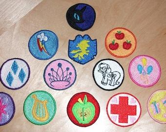 MLP Merit Badges