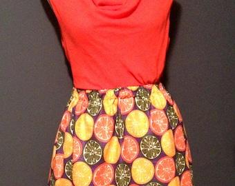 Slice of Summer Skirt