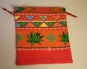 Mexican Print Bag