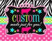 Custom Polish  Made Just for You