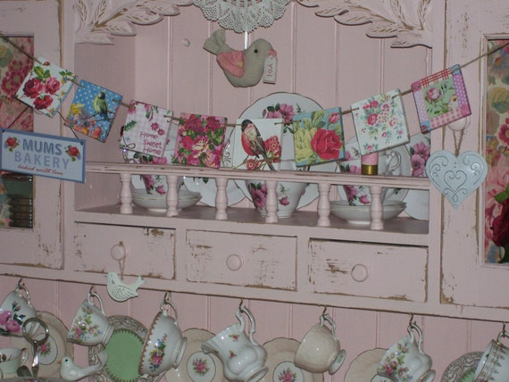 Cath Kidston Wedding Gift List : with Cath Kidston & Vintage Designs Dresser Display Party Gift Wedding ...