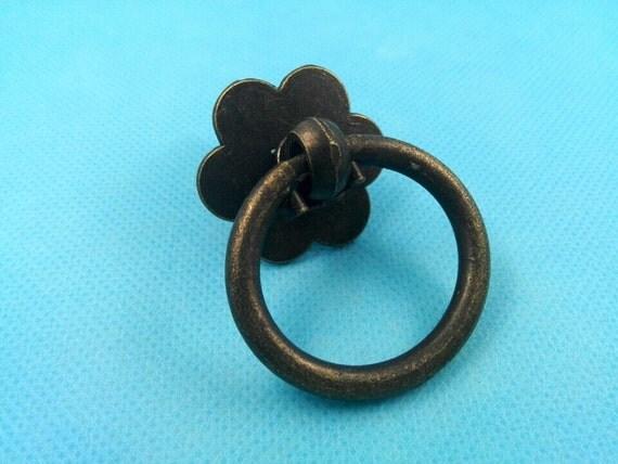 Like this item Dresser Knobs Pull Drawer Pulls Knob Handles Drop Ring Antique. Drop Ring Drawer Pulls. Home Design Ideas