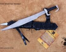 The Spartan Sword (#1363)