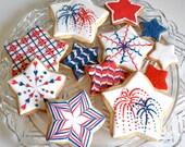 Patriotic Cookie Collecti...