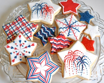 Patriotic Cookie Collection