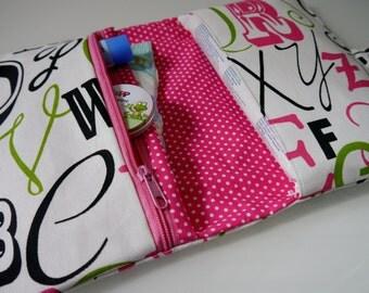 Diaper Clutch | Modern Diaper Bag | Diaper Wipes Bag | Diaper Wipes Clutch | Wrap Bag | Wrap Clutch | Baby Clutch | Baby Shower Gift Idea