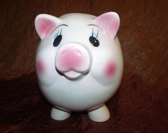 Popular items for large piggy bank on etsy Large piggy banks for adults