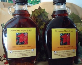 Monastery Maple Syrup