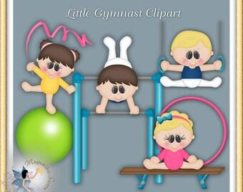 Gymnastics Clipart