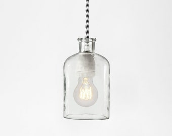 Black & White Pendant Lamp