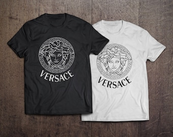 versace t shirt womens and man shirt size s m l xl. Black Bedroom Furniture Sets. Home Design Ideas