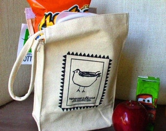Child's Artwork Lunch Bag