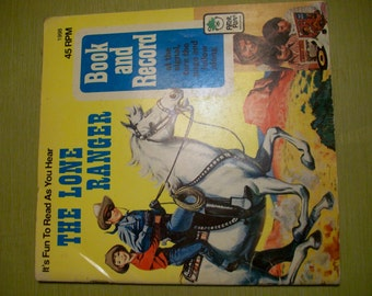 The Lone Ranger Book 1979