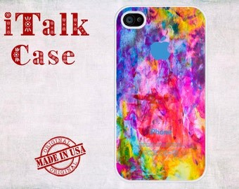 iPhone 4/4S Case, iPhone 4S Cover, iPhone 4/4S skins, iPhone 4/4S Protective Cover, iPhone 4, iPhone 4S - Watercolor