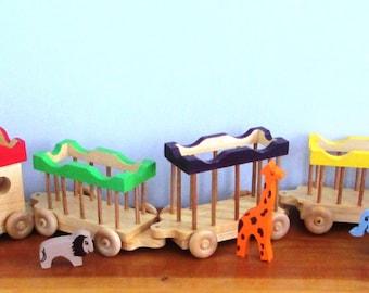 Circus Train/child's gift