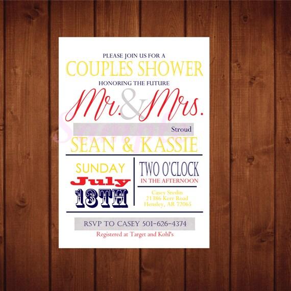 Marine Wedding Invitations: Items Similar To United States Marine Corps Inspired USMC