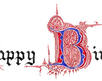 Happy Birthday ~ Heidelberg Series
