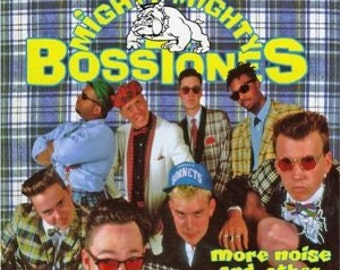 MIghty Mighty Bosstones  More Noise And Other Disturbances CASSETTE