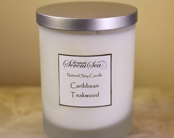 Soy Container Candles - Aromatic Scents