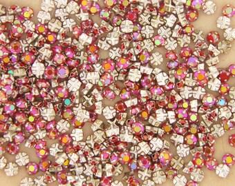 Vintage Swarovski Rose Montee 5MM #MON072653B