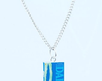 The BFG Book Novel Necklace Dahl