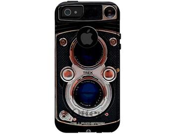 Otterbox Commuter Black Twin Reflex Camera Case for Apple iPhone 5/5S - B-406