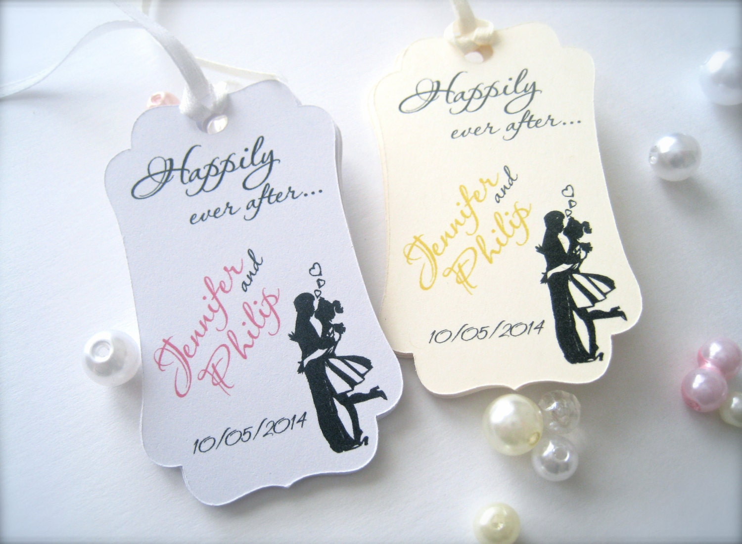 Wedding Favour Gift Tags: Wedding Favor Tags Favor Tags Gift Tags Bridal Shower Favor