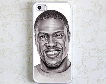 """Design: """"Kevin Hart"""", Phone Case & Archived Prints, Designed by Nikita D."""