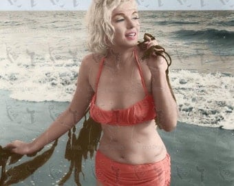 COOL RARE Marilyn Monroe - 50s 60s - Photo Picture Art Print