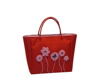 Little girls purse, Little Girl Bag, Girls Handbag, Toddler Purse, Toddler Handbag, Toddler Bag, Red purse, Pink purse, gift for girl, Red
