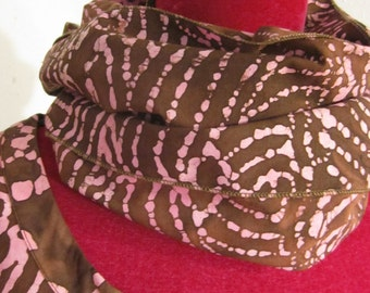 Batik Fashion Scarf