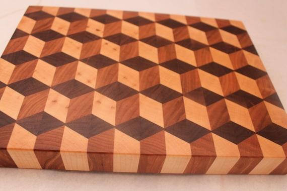 petit billot de tumbling bloc bois fin grain planche. Black Bedroom Furniture Sets. Home Design Ideas