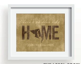 MARYLAND - There's No Place Like Home