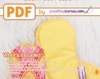 EDA Menstrual Cloth Pads Pattern