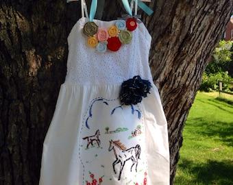 OOAK Dress size 6 Ready to Ship
