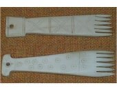 Bone weaving comb *IRON AGE*
