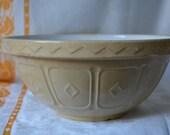 Mason Cash Mixing Bowl Vintage Cookware Kitchenalia Nostalgic Item Gresley Ceramic England!