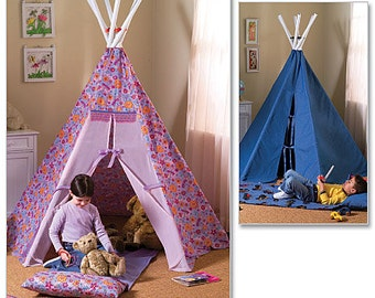 Butterick Pattern B4251 Teepee and Mat