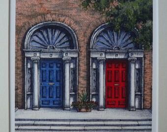 Georgian Doors Dublin