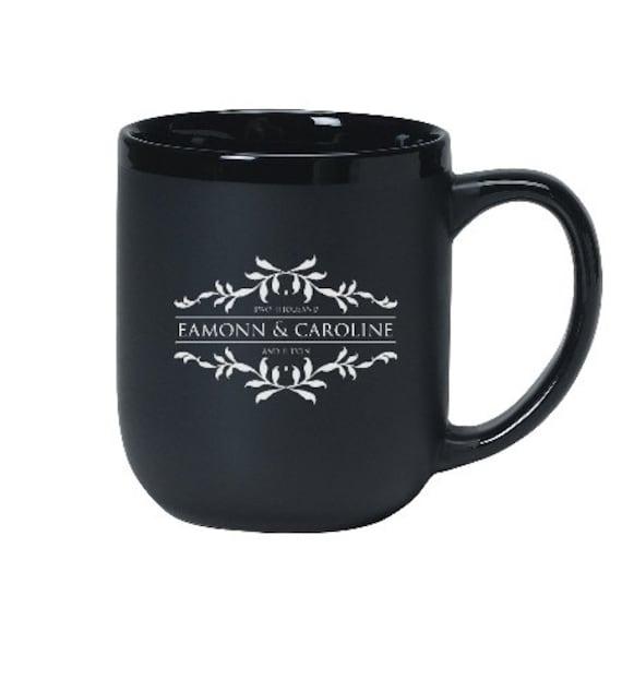 Personalized Wedding Favor Coffee Mugs : 72 Custom Printed Coffee Mugs Wedding Favors, Printed Coffee Cups ...