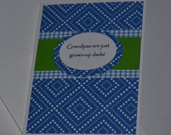 Grandfather's Father Day Card