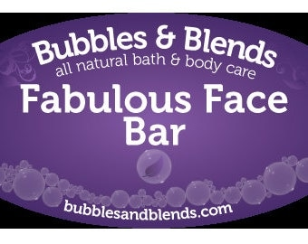 Two Ounces of Fabulous Face Bar